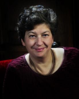 Author Olivia Newport