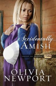 Accidentally Amish Olivia Newport