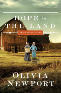 Hope in the Land cover