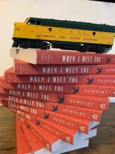 Olivia Newport Train on When I Meet You